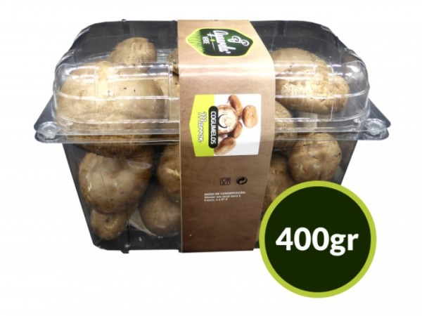 Marron Mushrooms 400 gr.